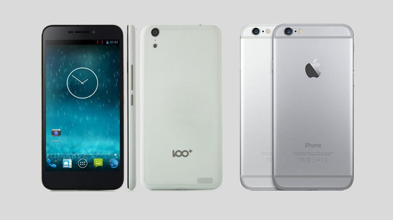 Unikalne iPhone 6 to podróbka, chiński regulator zakazał Apple jego AA88