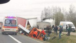 Tragiczny wypadek pod Olsztynem