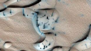 Mars nadal aktywny geologicznie. Dotąd myślano, że to zastygła planeta