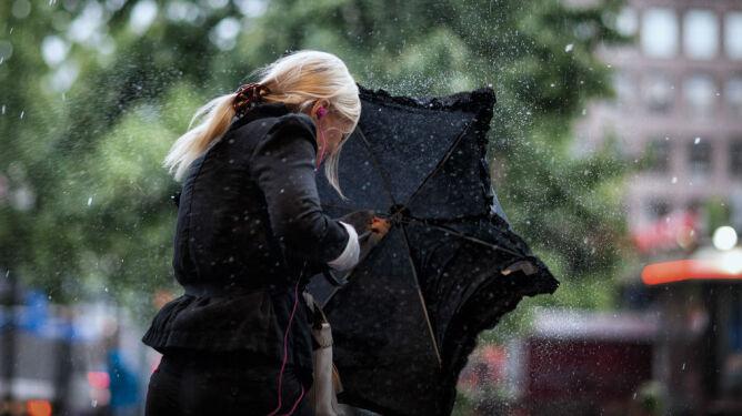 Prognoza na dziś: deszczowo na wschodzie